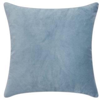 Dekokissen Kissen Samt Elegance blau Töne marine mint, opal, sky 35x60 und 50 x 50 cm pad concept blau töne