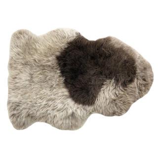 Neuseeland Schaffell Lammfell naturfarben braun creme weiß echt Fell Sehr weich Ökofell