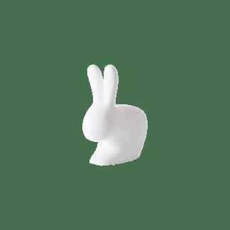 Türstopper qeeboo rabbit weiß oder schwarz Hasenform Türstopper Hase Dekoartikel Hase Osterhase