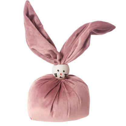 Deko Hase Osterhase rosa aus Stoff Stoff-Hase rosa Kinderzimmer Kinder Türstopper Hase Spielzeug Hase Frühling Ostern Dekoration Dekolieblinge