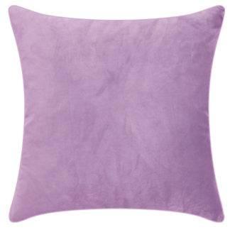 Kissen Samt Kissenhülle Samt lila Flieder Fuchsia violett purple Töne 35x60 cm Elegance von pad concept