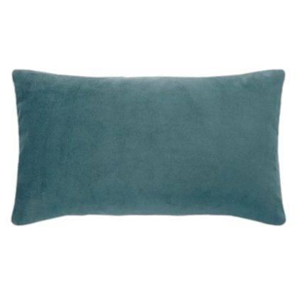 Kissen Samtkissen Kissenhülle Floral von pad concept mint grün marine , hell blau, sky mint opal türkiis blau Töne 30x50 cm und 50x 50 cm